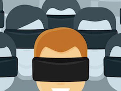 Primi effetti del boom della realtà virtuale: cambiano i parchi di divertimento