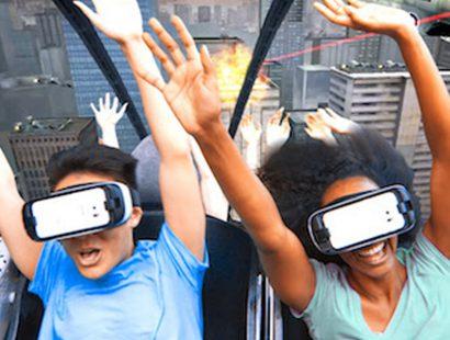 La realtà virtuale è diventata reale e perfino entusiasmante